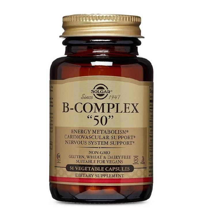 Vitamin B-Complex 50 50's