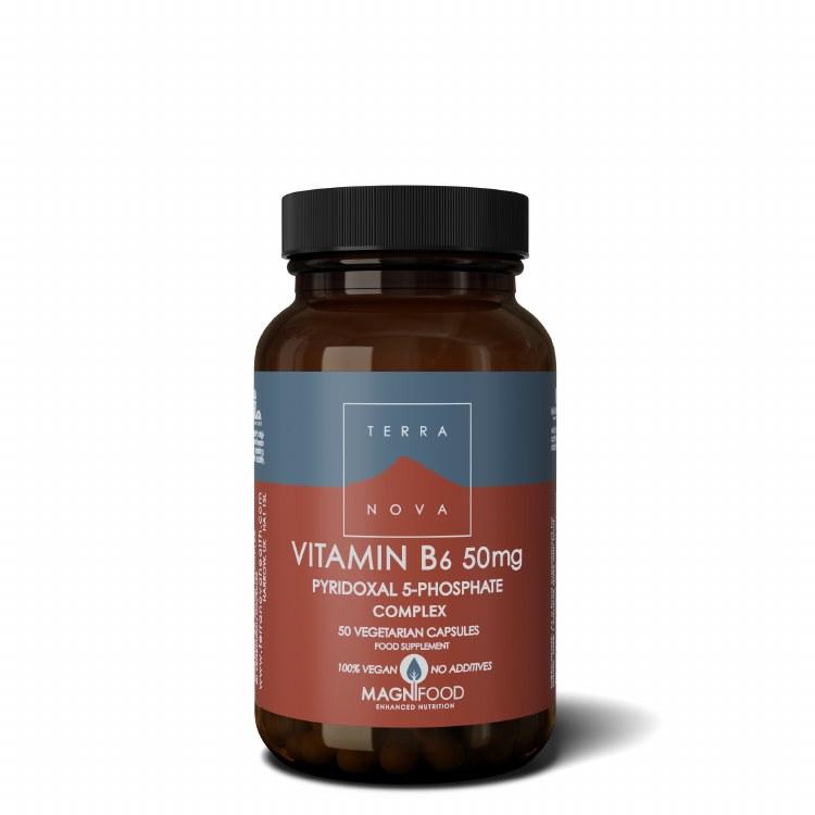 Vitamin B6 (P5-P) 25mg Complex
