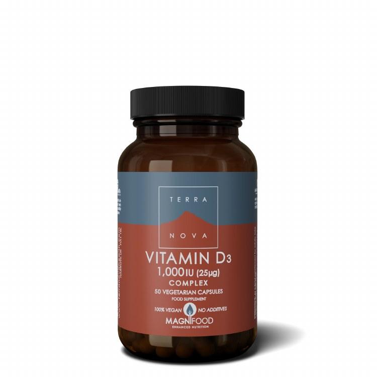 Vitamin D 1000iu Complex  Vega