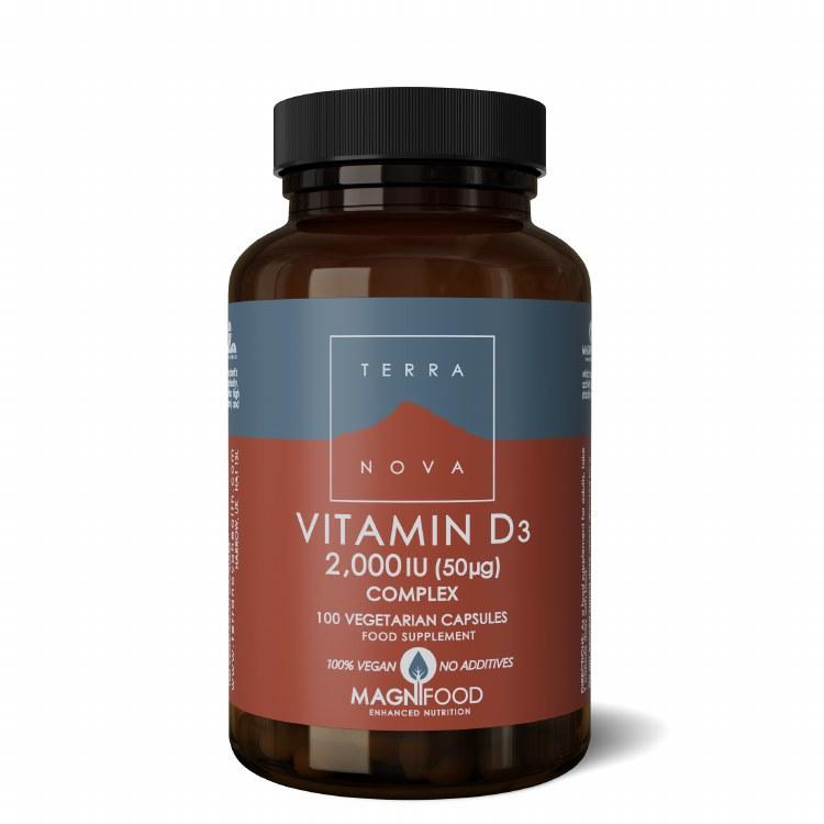 Vitamin D 2000iu Complex (Vega