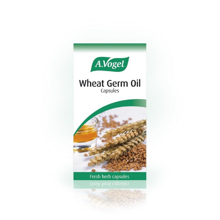Wheat Germ Oil Caps