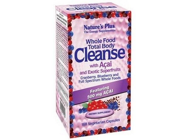 WHOLE BODY TOTAL CLEANSE VCAP