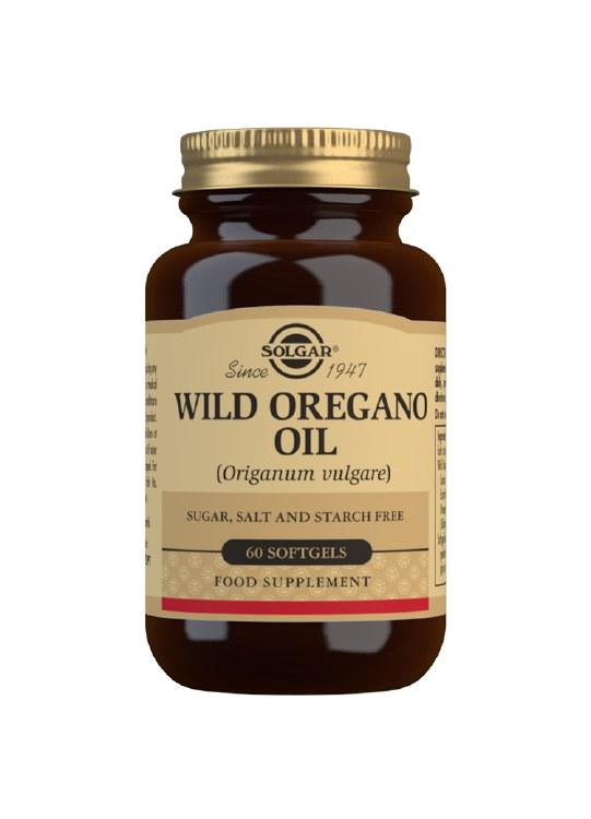 Wild Oregano Oil Softgels