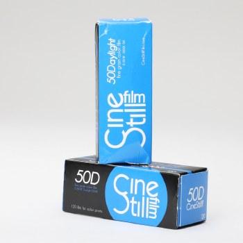 CINESTILL 50D 120 FILM