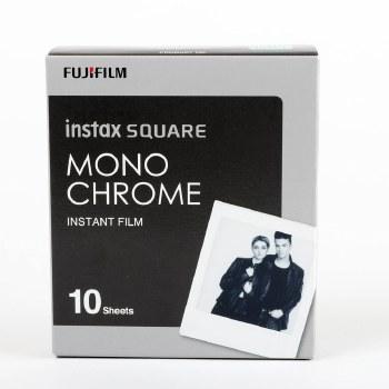 FUJI INSTAX SQUARE BLACK AND WHITE