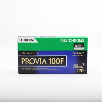 FUJI PROVIA 100F 120MM