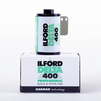 ILFORD DELTA 400 36exp 135mm