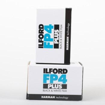 ILFORD FP4 125 36exp 135mm