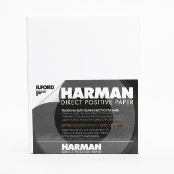 ILFORD HARMANN 5x4