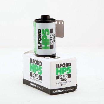 ILFORD HP5 24exp 135mm