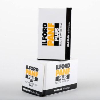 ILFORD PANF50 36exp 135mm