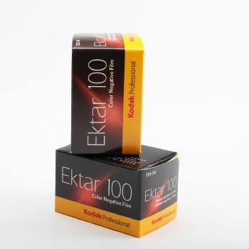 KODAK EKTAR100 36exp 135mm