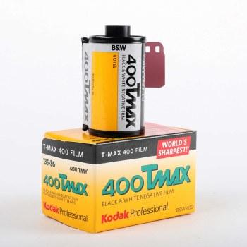 KODAK TMAX 400 36exp 135mm