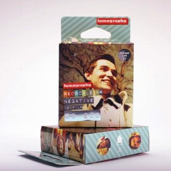 LOMOGRAPHY REDSCALE 120MM TRIP