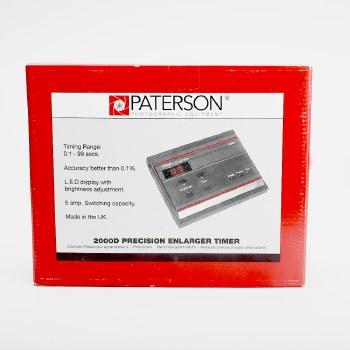 PATERSON PRECISION ENLARGER