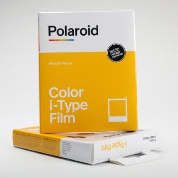 POLAROID COLOR I TYPE PK 8