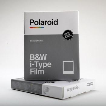 POLAROID I TYPE B&W 8 PK