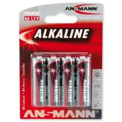 ANSMANN AA ALKALINE 1.5V