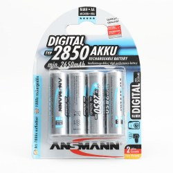 ANSMANN NiMH 1.2V