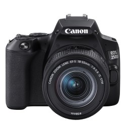 CANON EOS 250D W/ 18-55 IS STM