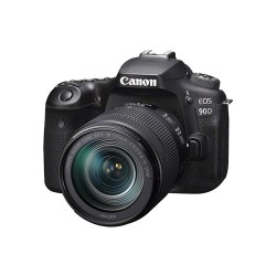 CANON EOS 90D WITH 18-135MM IS
