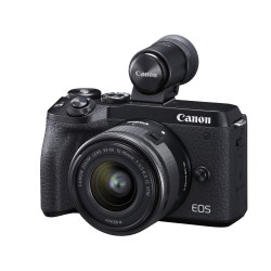 CANON EOS M6 MK 11 15-45IS STM