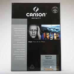 CANSON BARYTA PRESTIGE A4 PK25