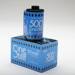 CINESTILL 50 DAYLIGHT 135MM FILM