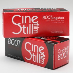 CINESTILL 800T 120 FILM