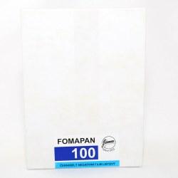 FOMAPAN 100 4x5