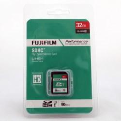 FUJI 32GB 90MB/S SD CARD