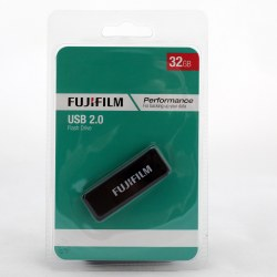 FUJI 32GB USB FLASH DRIVE