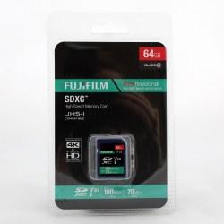 FUJI 64GB SDXC 100/70 MB/s