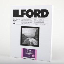 ILFORD 8X10 MG IV RC  P 100