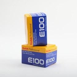 KODAK EKTACHROME E100 135mm 36