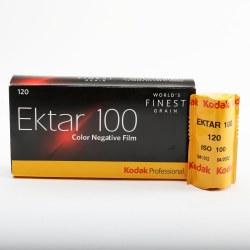 KODAK EKTAR100 120mm pack of 5