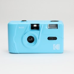 KODAK FILM CAMERA M35 BLUE