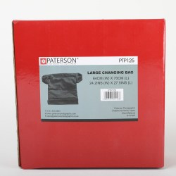 PATERSON LARGE CHANGING BAG