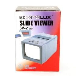 PHOTOLUX SLIDE VIEWER SV-2 LED