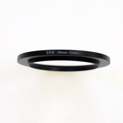 STEP UP RING 58MM-72MM