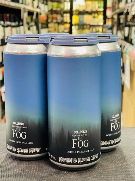 Abomination Wandering In Fog