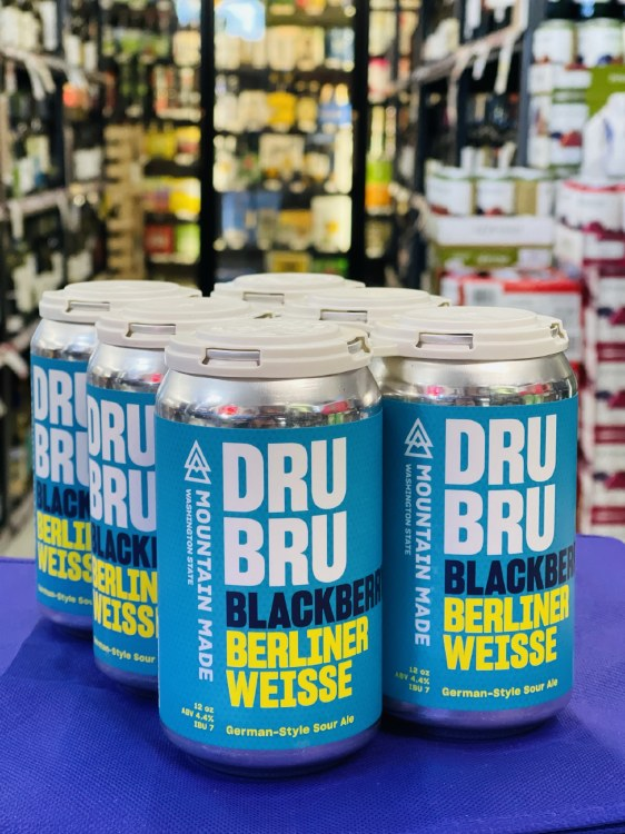 Dru Bru Bberry Berliner Sour
