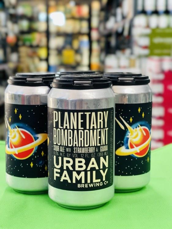 Urban Family Planetary Bombard