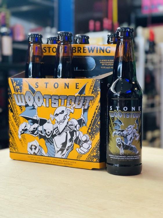 Stone Woot Stout 2021