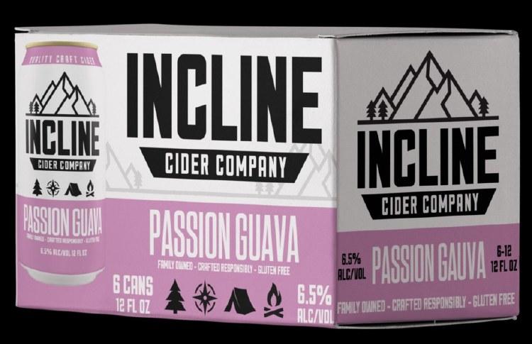 Incline Passion Guava 6pk C