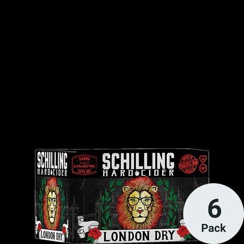 Schilling London Dry 6pk C