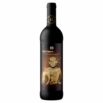 19 Crimes Banished Red 750ml