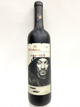19 Crimes Snoop Cali Red 750