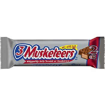 3 Muskeeters King Size
