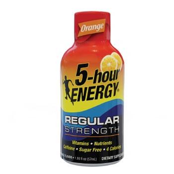 5 Hr Energy Orange